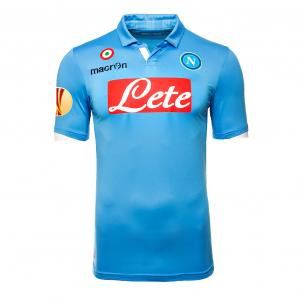 HOME JERSEY NAPOLI Europa League