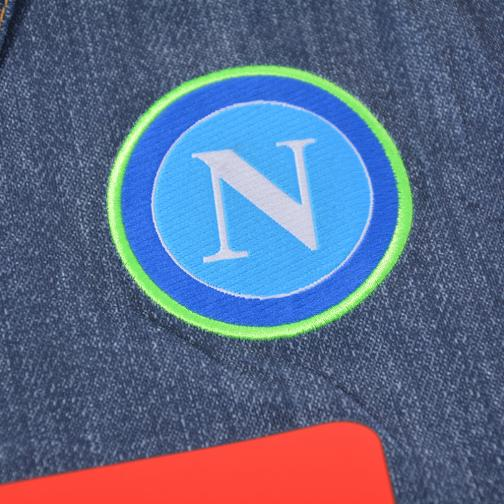 Macron Shirt Europa League Naples   14/15 Jeans Tifoshop