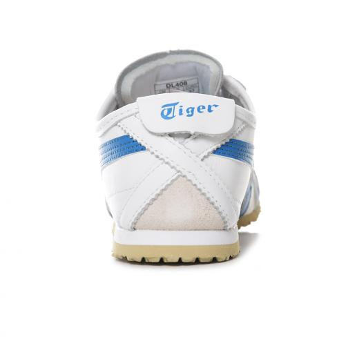 Onitsuka Tiger Chaussures Mexico 66  Unisex White / Blue Tifoshop