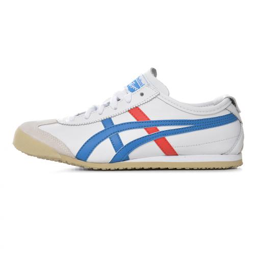 Onitsuka Tiger Chaussures Mexico 66  Unisex White / Blue