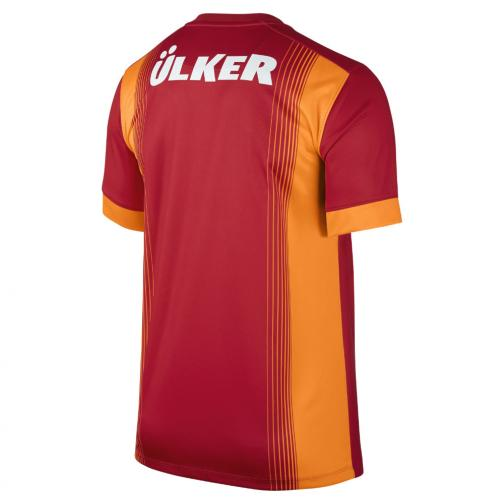 Nike Maglia Gara Home Galatasaray   14/15 ROSSO E ARANCIO Tifoshop
