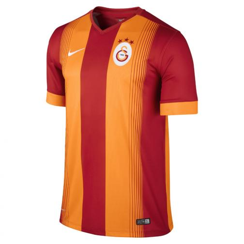 Nike Maillot De Match Home Galatasaray   14/15 PEPPER RED/VIVID ORANGE/PEPPER RED