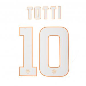 Stilscreen Name Und Offizielle Nummer  Roma   14/15