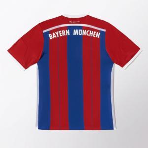 Adidas Shirt Home Bayern Monaco   14/15