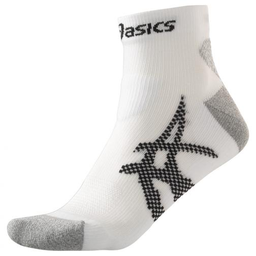 Asics Chaussettes Kayano Sock  Unisex Bianco