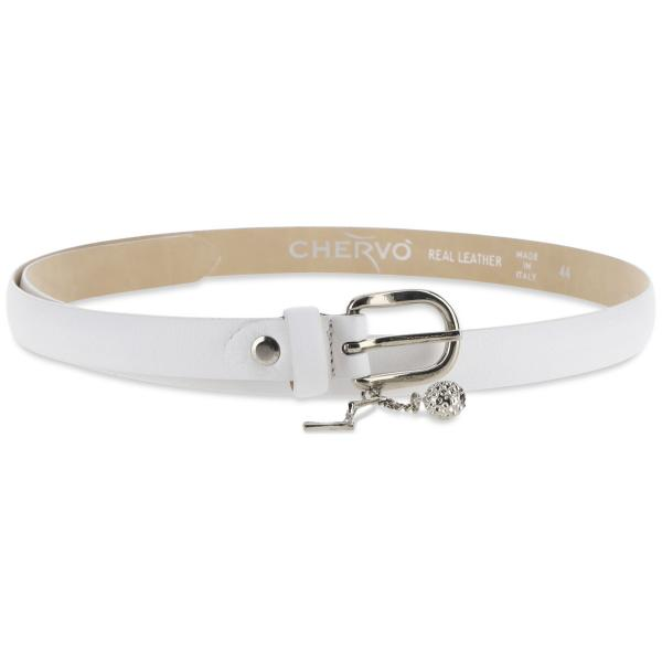 Cintura Donna UCHARMS 57439 BIANCO Chervò