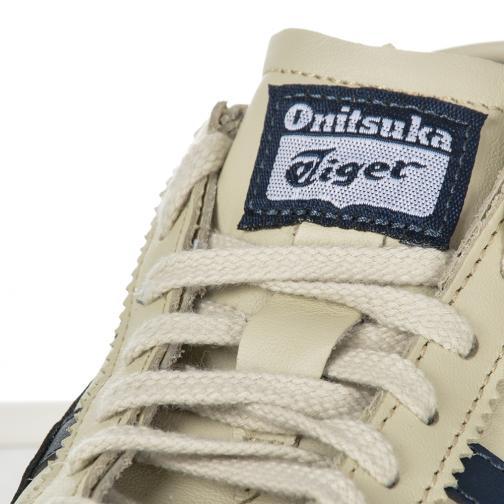 Onitsuka Tiger Scarpe Mexico 66  Unisex Panna Blu Tifoshop