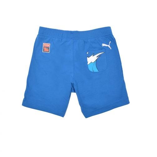 Puma Bermuda Shorts Style Tom&jerry Shorts B  Junior strong blue Tifoshop