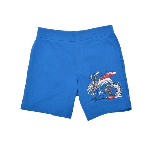 Puma Bermuda Shorts Style Tom&jerry Shorts B  Junior strong blue