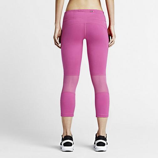 Nike Pant Dri-fit Epic Run  Woman Pink Tifoshop
