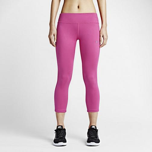Nike Pantalone Dri-fit Epic Run  Donna Fucsia