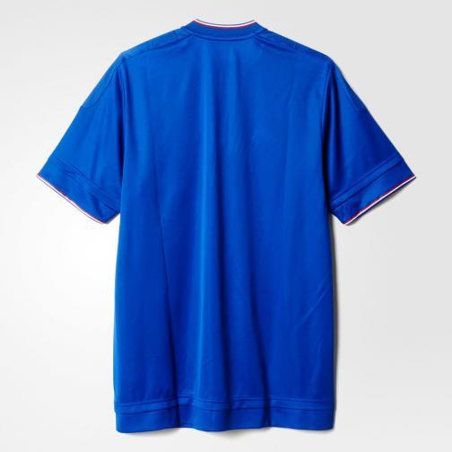 Adidas Maglia Gara Home Chelsea   15/16 Blu Tifoshop