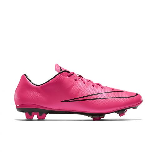 Nike Football Shoes Mercurial Veloce Ii HYPER PINK
