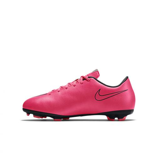 Nike Scarpe Calcio Mercurial Victory V Fg Jr  Junior Rosa Tifoshop