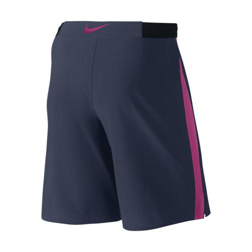 Nike Kurze Hose Strike Woven Short El MIDNIGHT NAVY/VIVID PINK Tifoshop