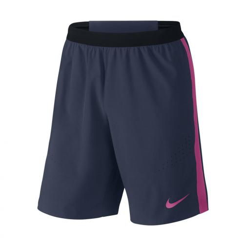Nike Pantaloncino Strike Woven Short El Blu Fucsia