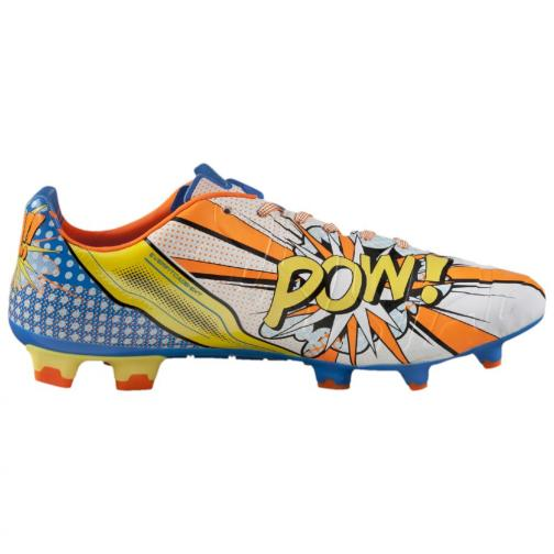 Evopower 1.2 Pop Fg white-orange clown fish-electric blue lemonade FIGC Store