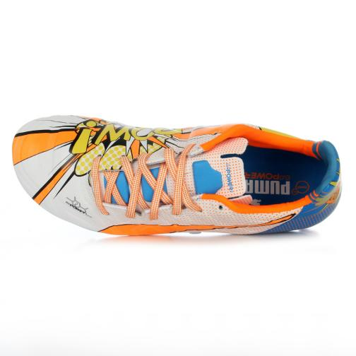 Evopower 2.2 Pop Fg white-orange clown fish-electric blue lemonade FIGC Store
