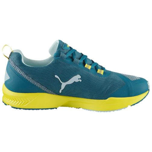 Puma Chaussures Ignite Xt Wn's  Femmes clearwater-blue coral-sulphur spring Tifoshop
