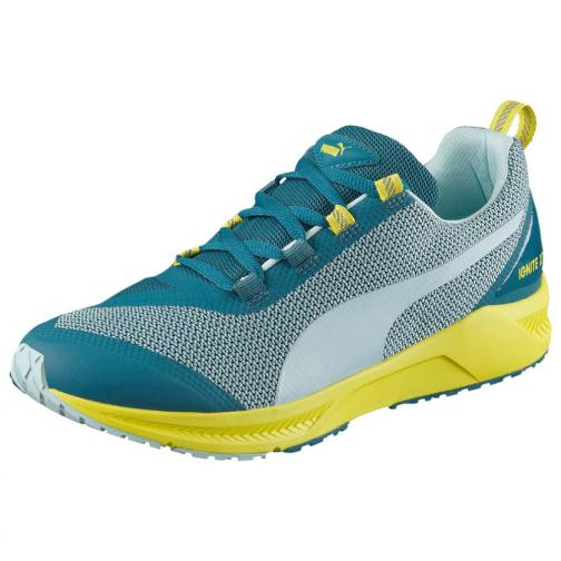 Puma Shoes Ignite Xt Wn's  Woman clearwater-blue coral-sulphur spring