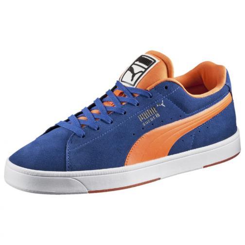 Puma Shoes Suede S Limoges-orange - Tifoshop.com 8d2728a83
