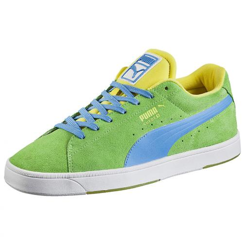 Puma Shoes Suede S jasmine green-marine