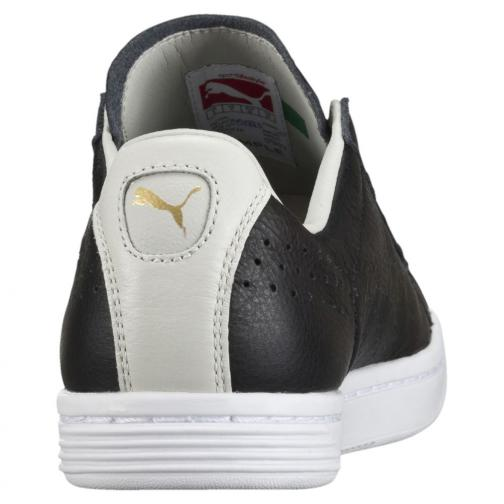 Puma Shoes Court Star Nm black-white-glacier gray Tifoshop