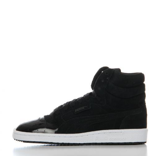 Puma Chaussures Sky 3 Lace Matt & Shine Wn's  Femmes black-carmine rose