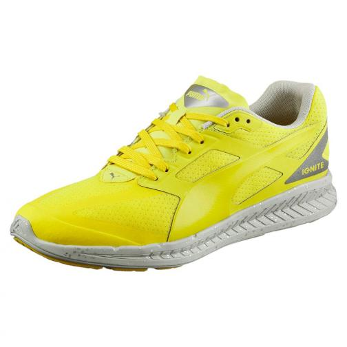 Puma Shoes Ignite Fast Forward fluro yellow CO