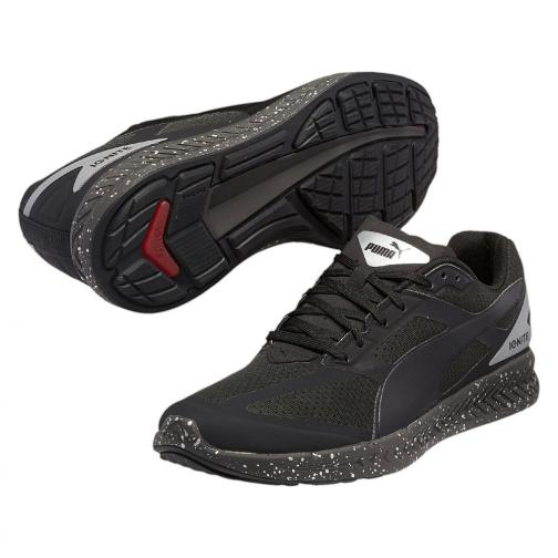 Puma Scarpe Ignite Fast Forward Nero Tifoshop