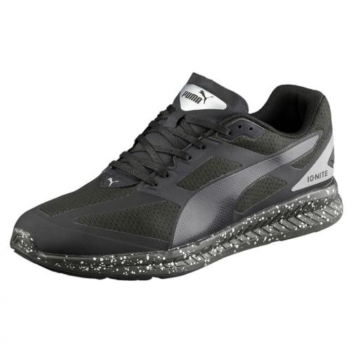 Puma Shoes Ignite Fast Forward black