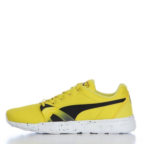 Puma Schuhe Xt S Speckle blazing yellow-black