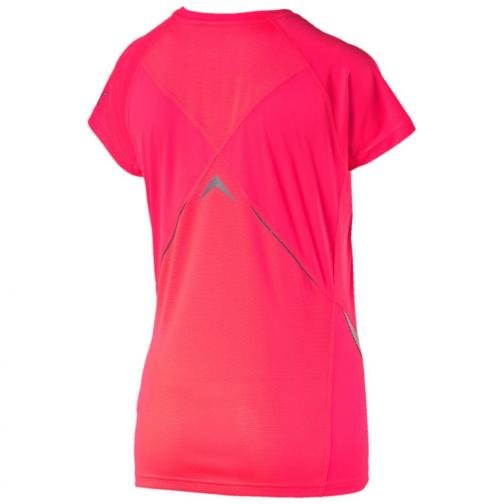 Puma T-shirt Nightcat S/s Tee W  Donna Corallo Tifoshop
