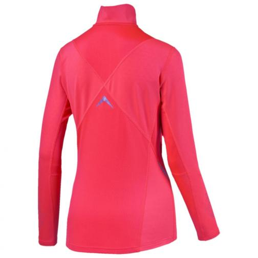 Puma T-shirt Nightcat Pwrwarm L/s W  Woman fiery coral Tifoshop