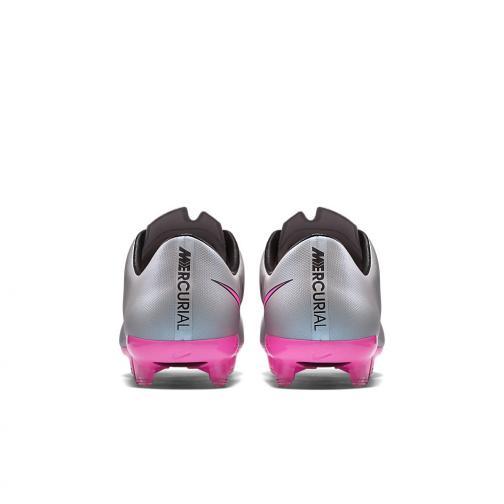 Nike Fußball-schuhe Mercurial Veloce Ii Grey Pink Tifoshop
