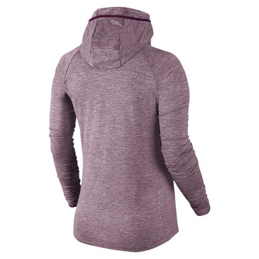 Nike Sweater Element  Woman Purple Tifoshop