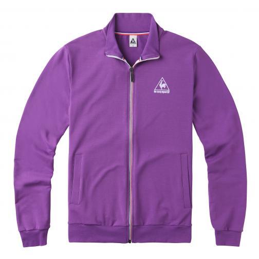 Le Coq Sportif Felpa  Fiorentina Viola