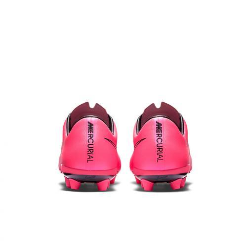 Nike Chaussures De Football Mercurial Veloce Ii Ag-r Pink Tifoshop