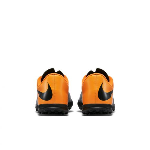 Nike Futsal-schuhe Jr. Hypervenom Phade Tf  Juniormode Black Tifoshop