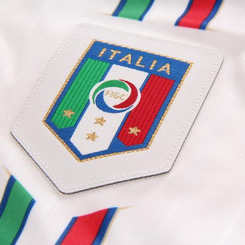 Figc Italia Kids Away Mini Kit white-Team Power Blue FIGC Store