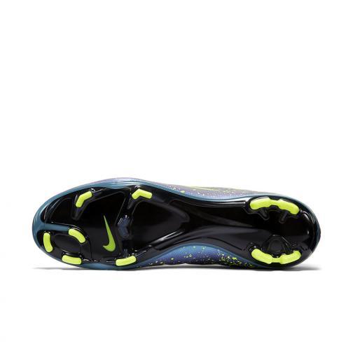 Nike Scarpe Calcio Mercurial Veloce Ii Azzurro Tifoshop