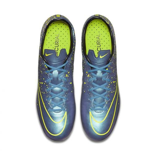 Nike Fußball-schuhe Mercurial Veloce Ii SQUADRON BLUE/SQDRN BL-BLK-VLT Tifoshop