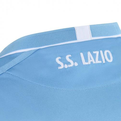 Macron Jersey Home Lazio   15/16 BLUE LIGHT Tifoshop