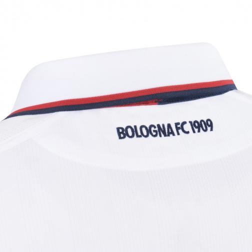 Macron Maillot De Match Away Bologna   15/16 WHITE Tifoshop