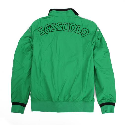 Kappa Tuta Rappresentanza Sassuolo   16/17 Verde Nero Tifoshop