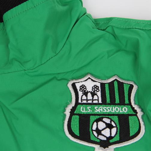 Kappa Trainingsanzug Präsentation Sassuolo   16/17 Green Black Tifoshop