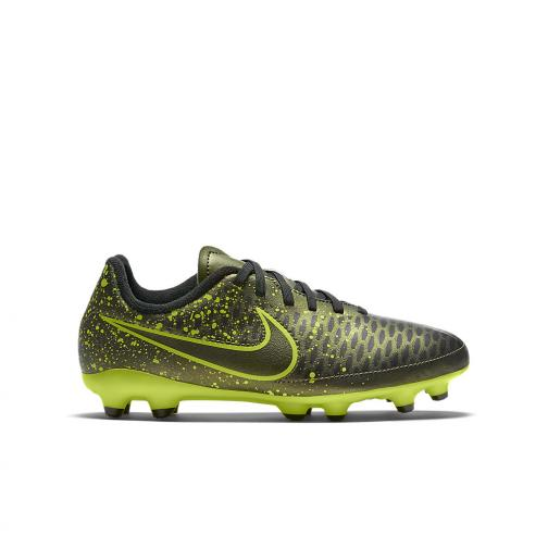 Nike Fußball-schuhe Jr. Magista Onda Fg  Juniormode DARK CITRON/BLACK