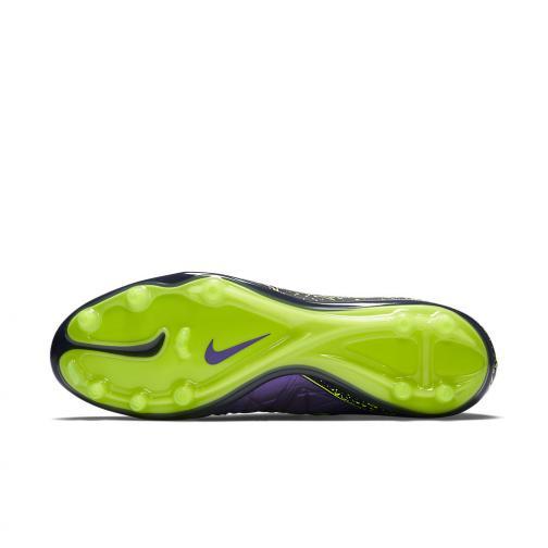 Nike Scarpe Calcio Hypervenom Phinish Ii Fg Vinaccia vivo/Nero Tifoshop