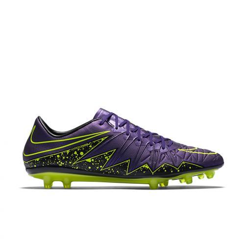 Nike Fußball-schuhe Hypervenom Phinish Ii Fg HYPER GRAPE / BLACK