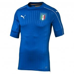 Figc Italia Home Shirt Authentic